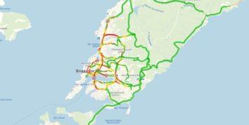 Пробки во Владивостоке сейчас онлайн
