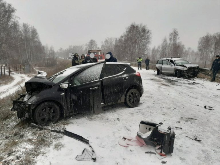 ДТП в Челябинской области — погиб ребенок